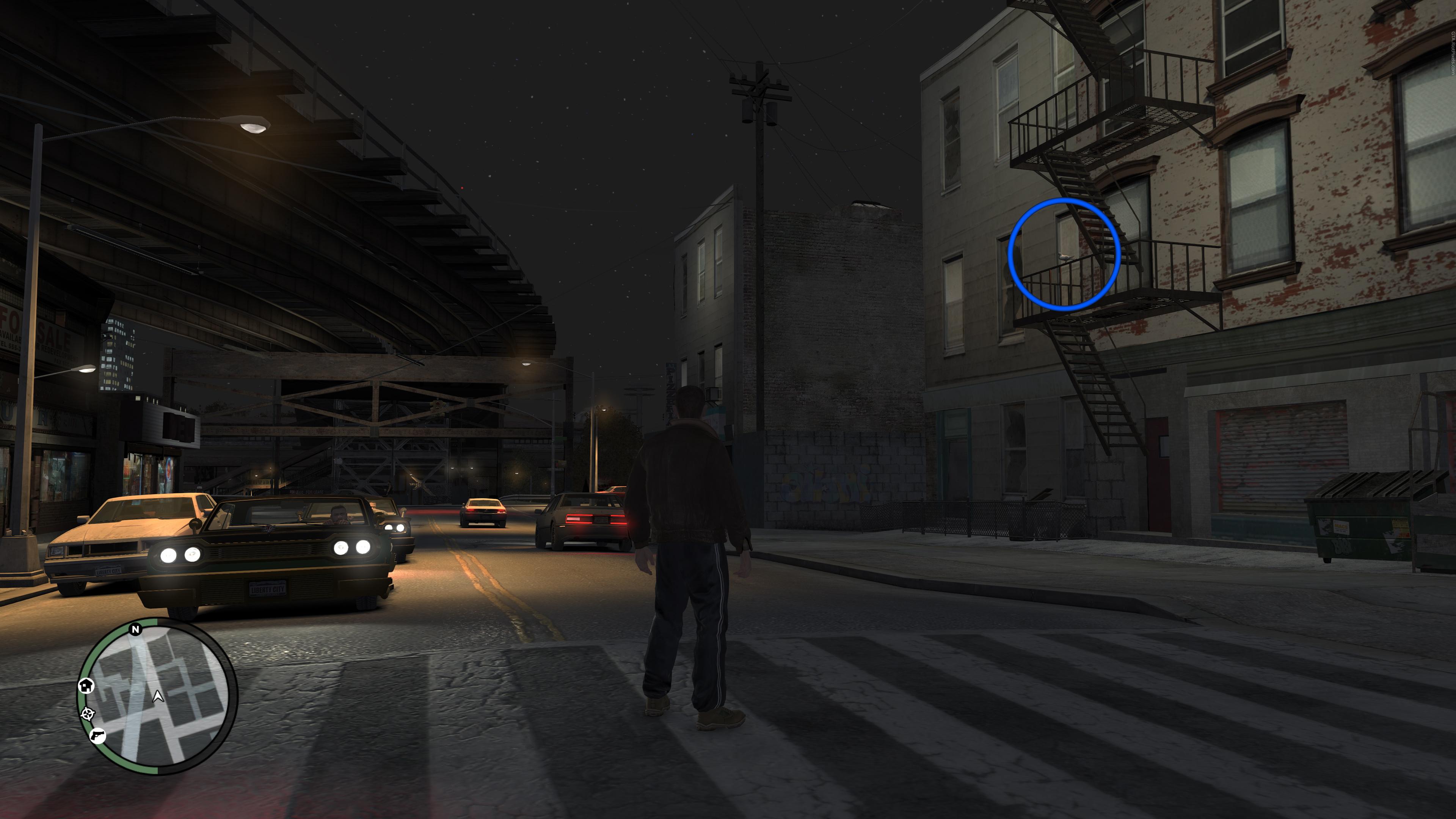 Карты GTA IV и Episodes from Liberty City | GTA RiotPixels