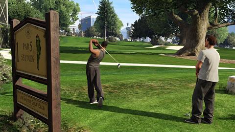swingers golf club gta № 141691