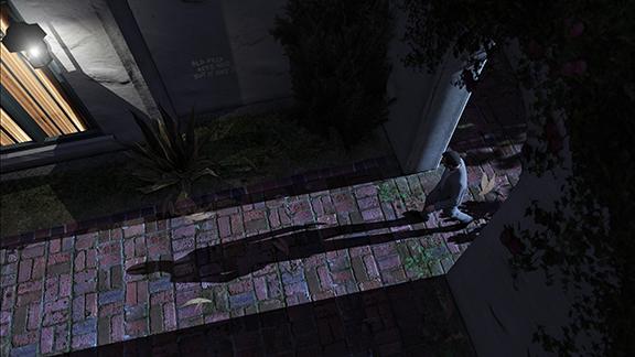 Загадочное убийство в GTA V