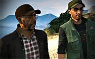 Чудаки и незнакомцы в GTA V: An American Welcome