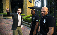 Чудаки и незнакомцы в GTA V: Breach of Contract