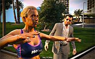 Чудаки и незнакомцы в GTA V: Exercising Demons – Michael