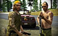 Чудаки и незнакомцы в GTA V: Fair Game