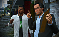 Чудаки и незнакомцы в GTA V: Grass Roots – Franklin