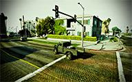 Чудаки и незнакомцы в GTA V: Grass Roots – The Pickup