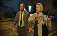 Чудаки и незнакомцы в GTA V: Nigel and Mrs. Thornhill