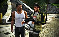 Чудаки и незнакомцы в GTA V: Paparazzo