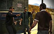Чудаки и незнакомцы в GTA V: The Civil Border Patrol