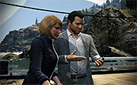Чудаки и незнакомцы в GTA V: What Lies Beneath