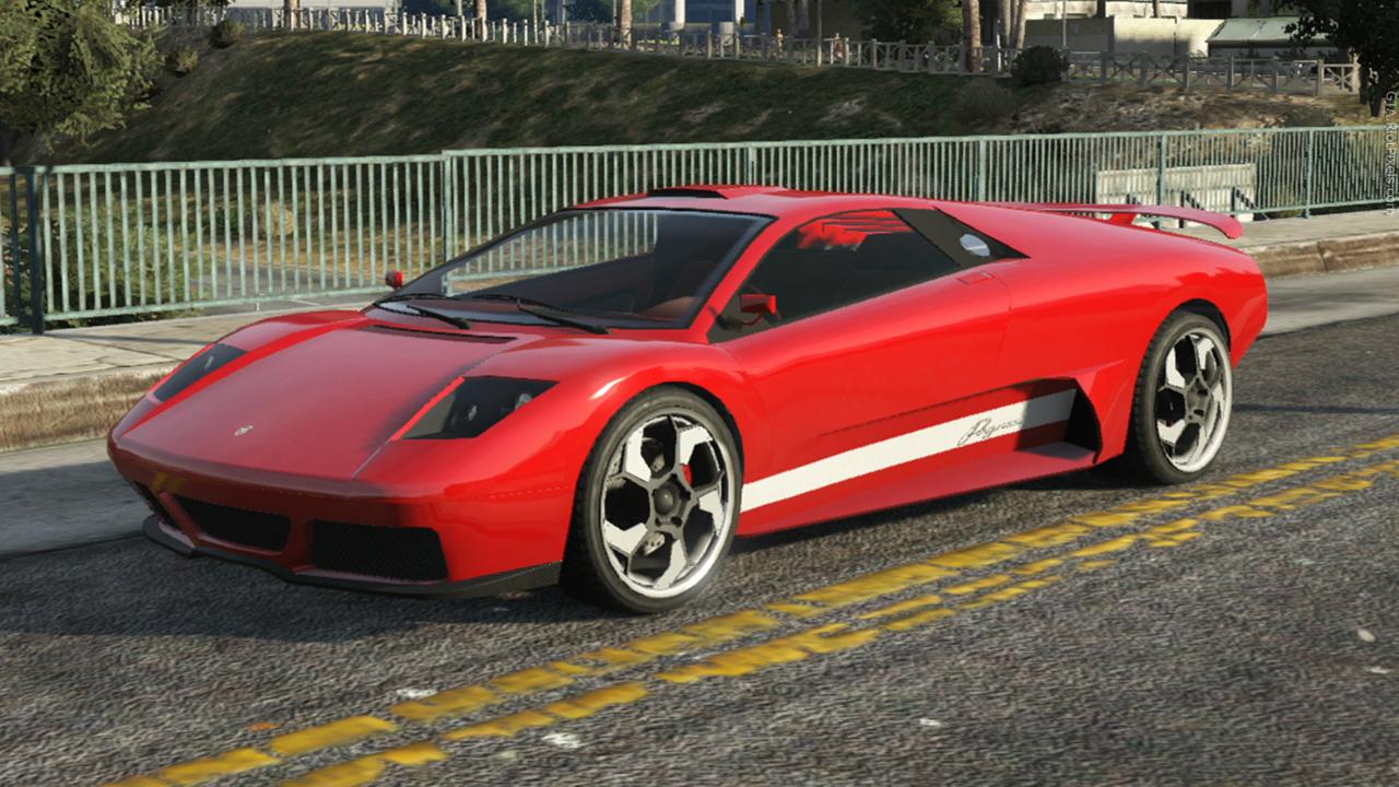 De gamer para gamer: GTA 5: os nove carros mais rápidos e ...
