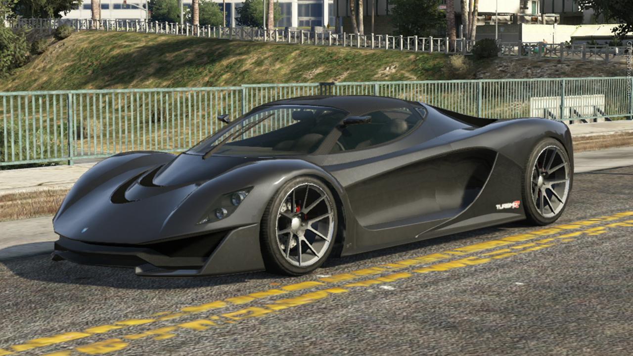 Gta  Fastest Cars List