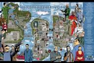Карта GTA 3