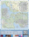Карта GTA: San Andreas