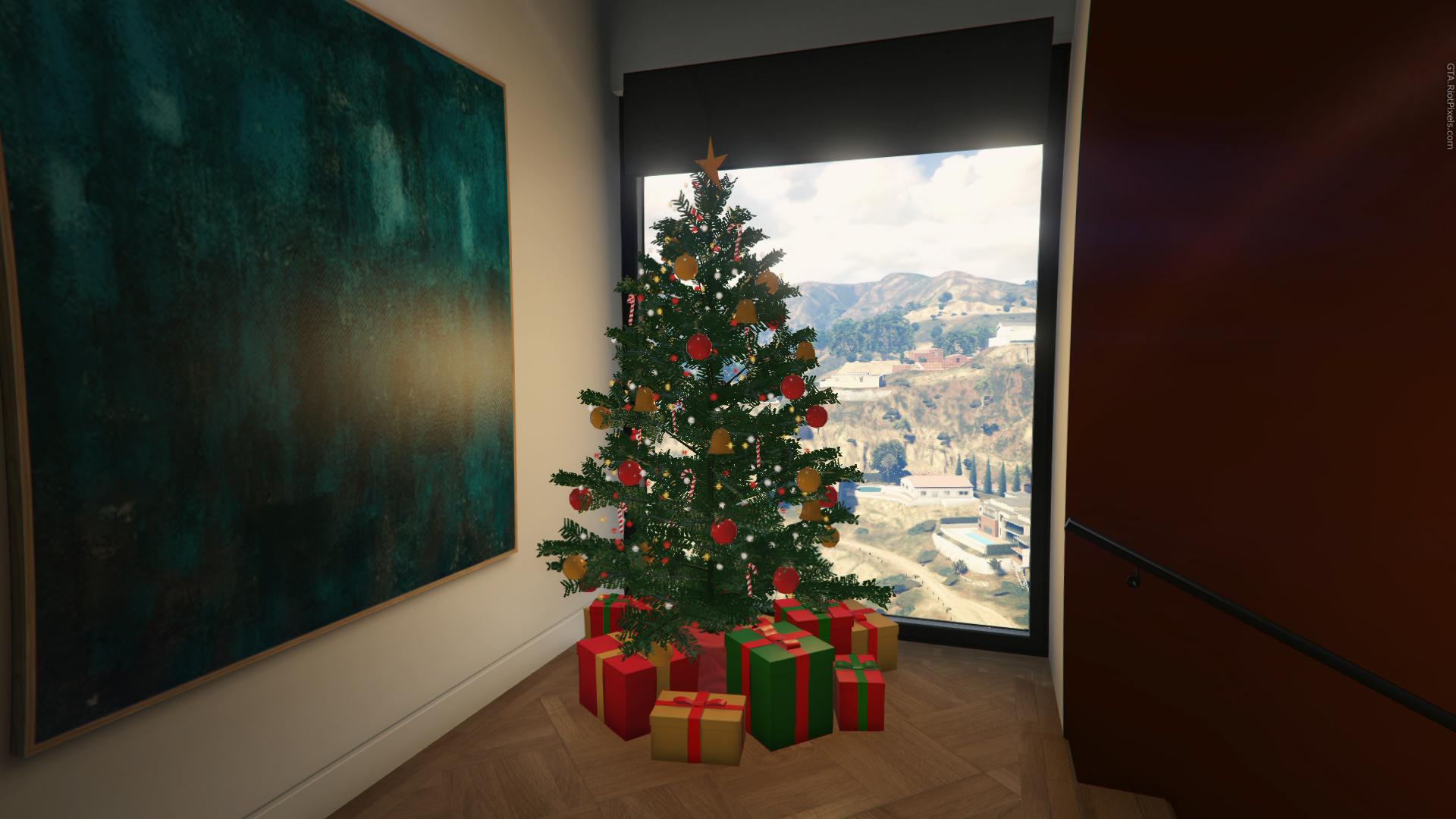 20141218 gta online christmas treejpg - Gta V Christmas
