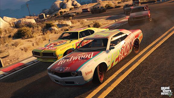 Бонусы для возвращающихся в GTA V игроков   GTA RiotPixels