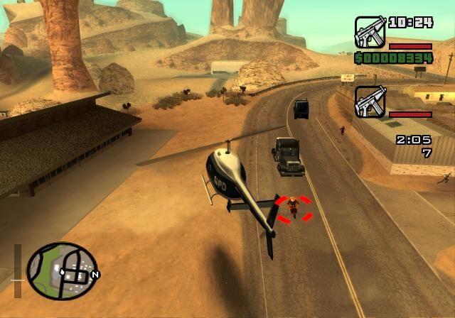 GTA: San Andreas Torrent Downloads Jogo PC Crack