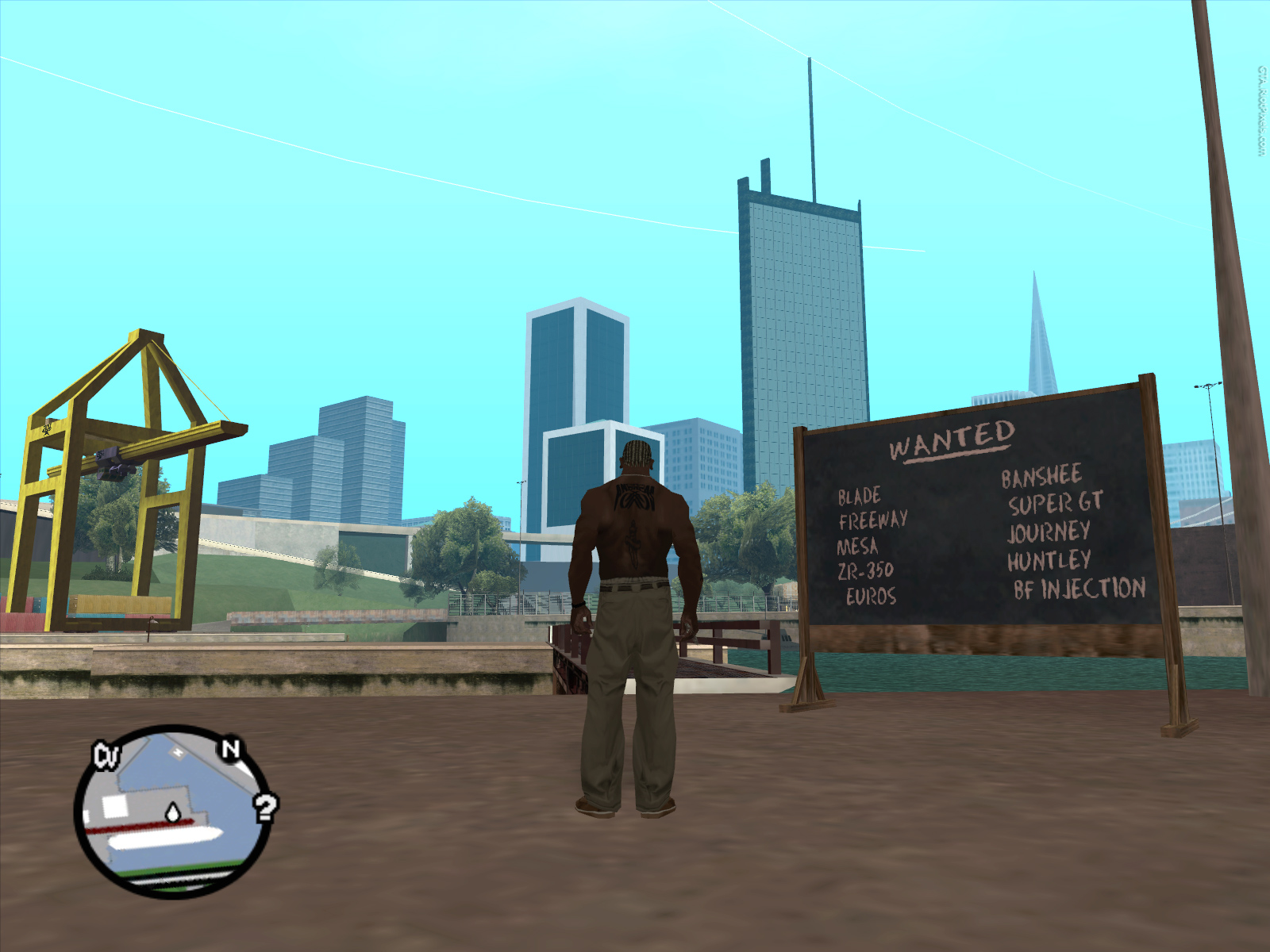 GTA San Andreas: Сохранение (Супер 100) - Читы - чит коды 21