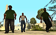 Прохождение GTA: San Andreas — 2. Big Smoke