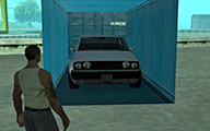 Прохождение GTA: San Andreas — 63. Customs Fast Track