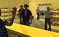 Прохождение GTA: San Andreas — 33. Local Liquor Store