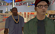 Прохождение GTA: San Andreas — 60. New Model Army