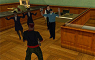 Прохождение GTA: San Andreas — 32. Small Town Bank