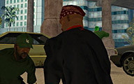 Прохождение GTA: San Andreas — 28. The Green Sabre